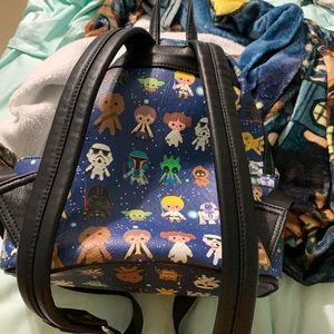Star Wars Loungefly mini backpack